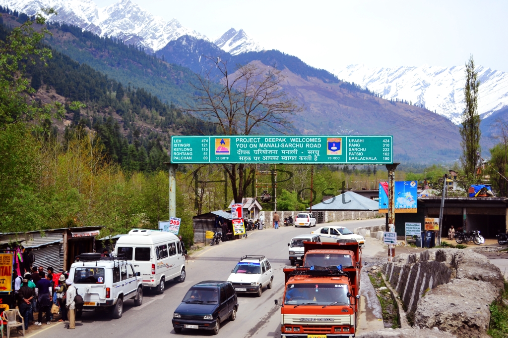 Rohtang Pass Opened