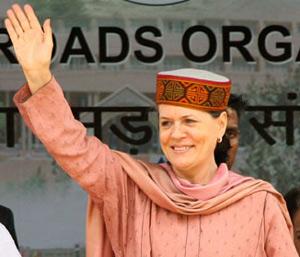 Sonia Gandhi Himachal Pradesh Elections