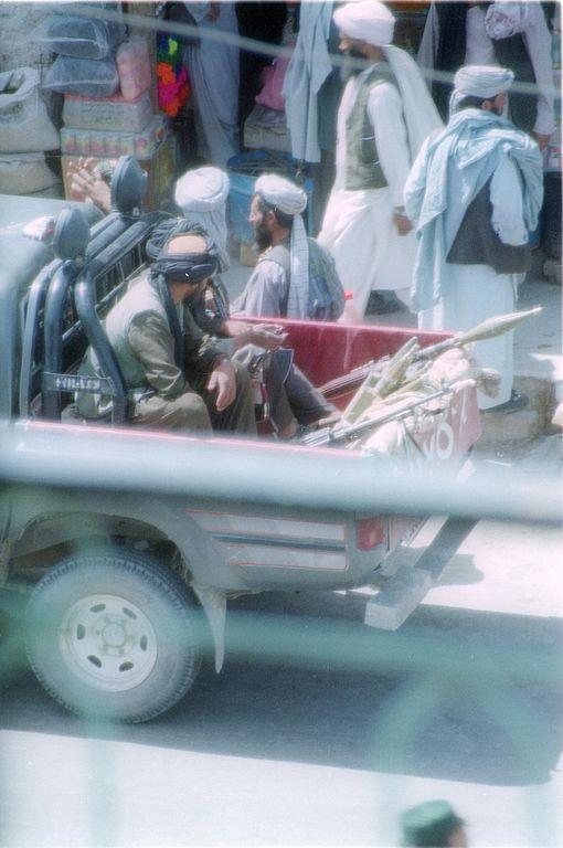 Taliban Strikes Kills 17 Afghan Citizens