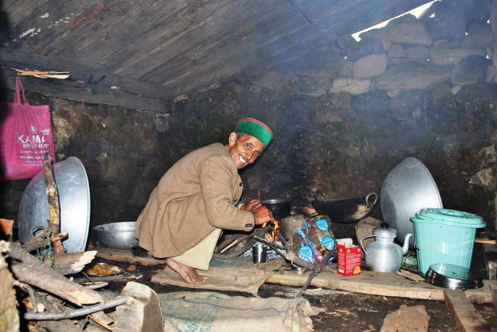 Tea at Fanchakanda