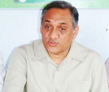 Vijay Bahuguna_Uttranchal_CM