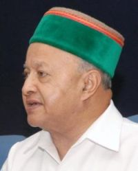 Virbhadra Singh Himachal Pradesh