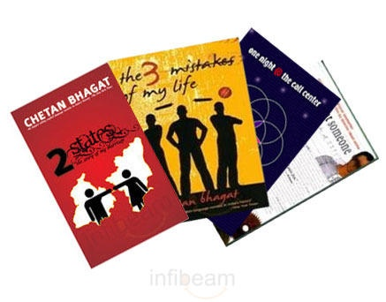 Books by Chetan Bhagat - Indian Author