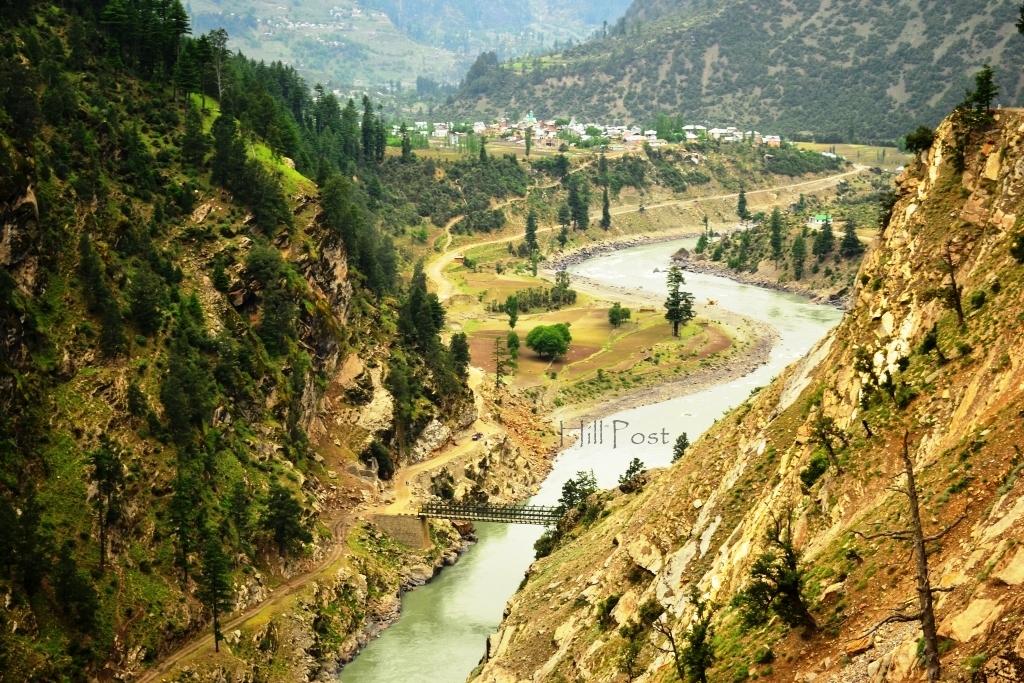 Srinagar Gulabgarh Kishtwar Chenab Valley