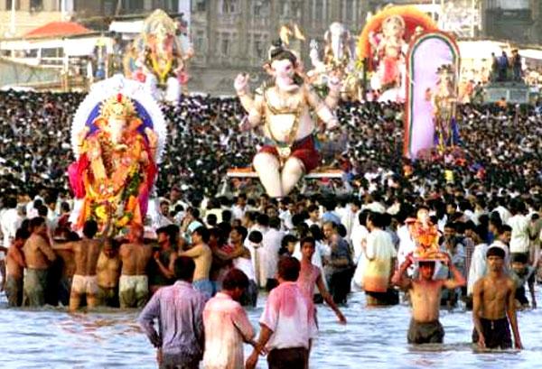 Ganesh Chaturthi India