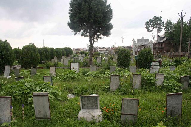 Grave Testing Srinagar