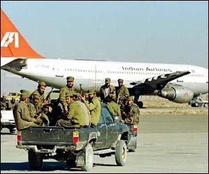Kandhar Hijacking Suspect Arrested