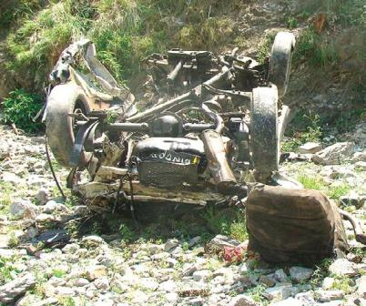 Kullu Sumo Accident