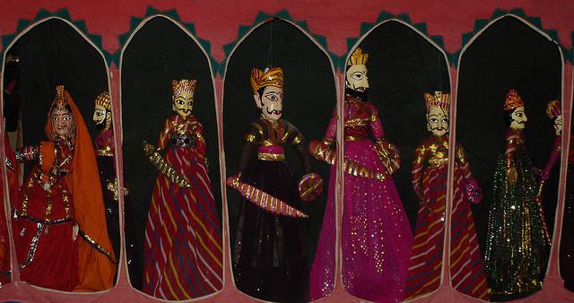 Puppet Kathputli Show