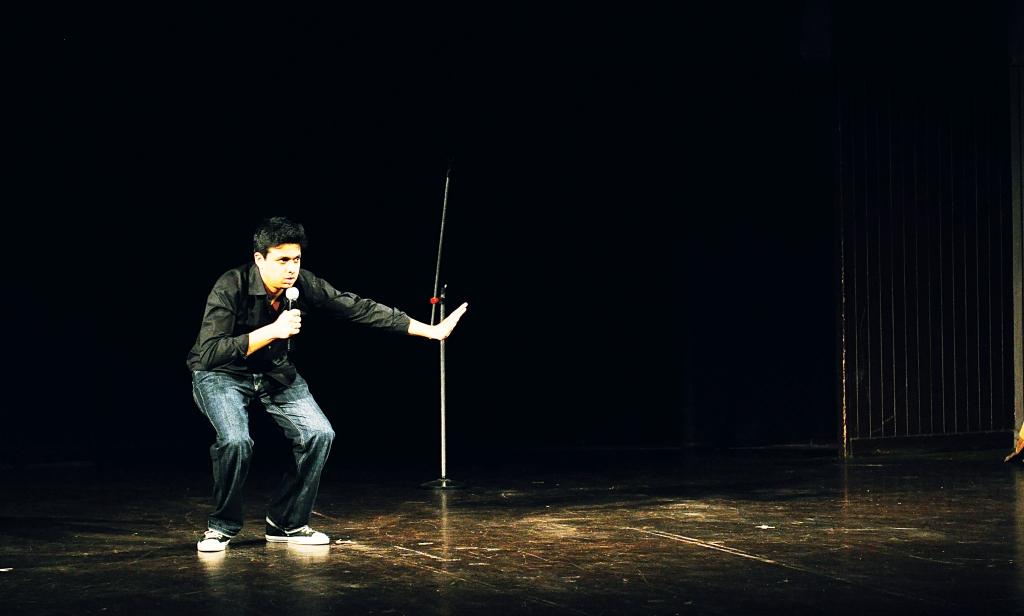 Rohan Joshi_Standup Comedian