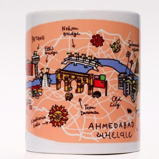 Ahmedabad City Mug_Chumbak