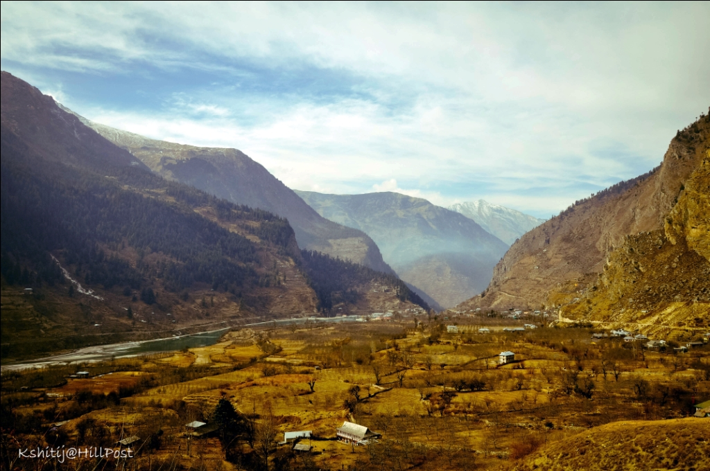 Baspa River View, Sangla