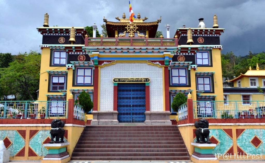 Drikung Bhumang Jampaling MonasteryMonsatery in Chauntra