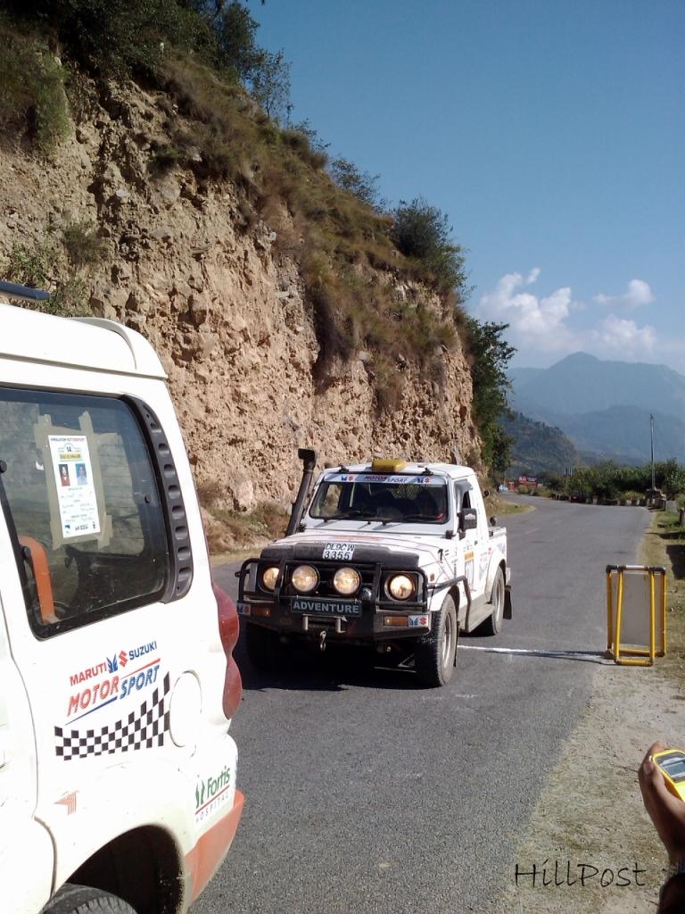 Raid De Himalaya Kicks Off