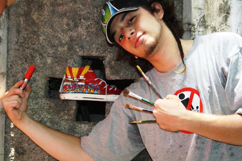 Bruce Dunn Graffiti Artist