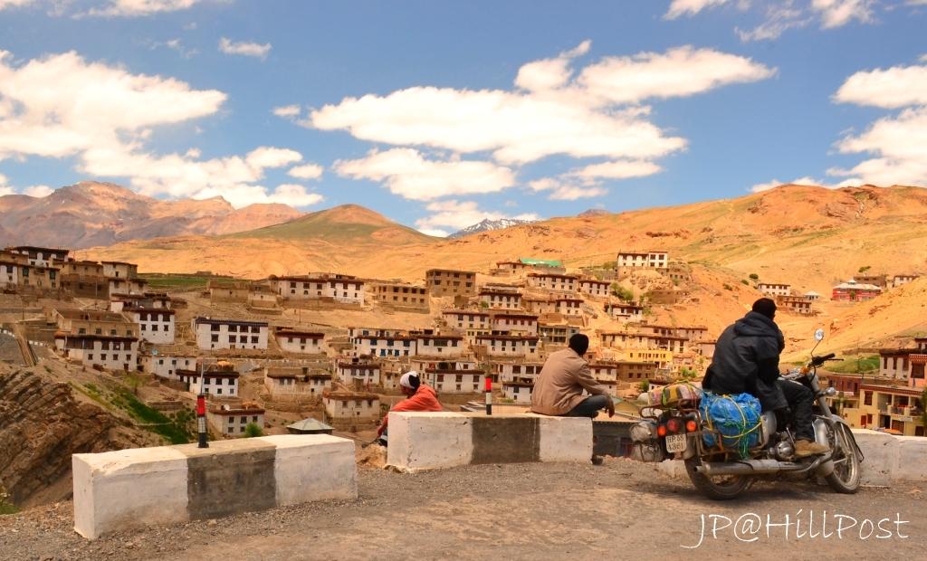 Kibber Village Spiti