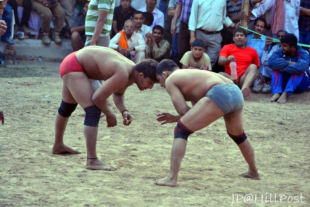 Kushti Traditional Sport of India