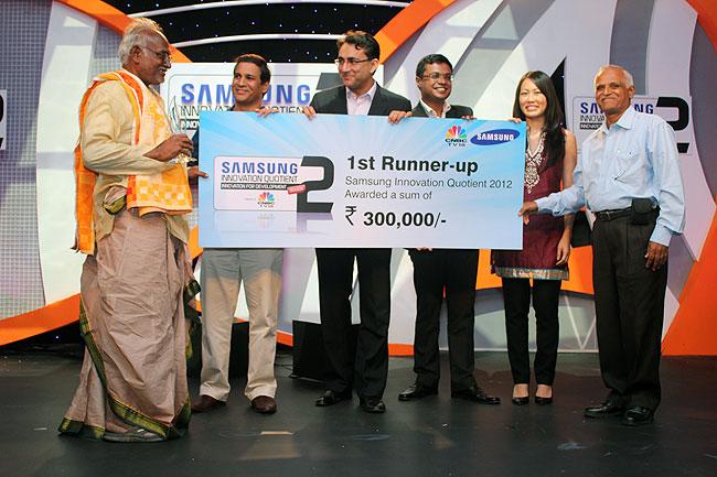Palle Srujna Honey Bee Award Ceremony