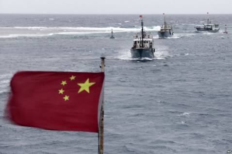 South China Sea US Conflict