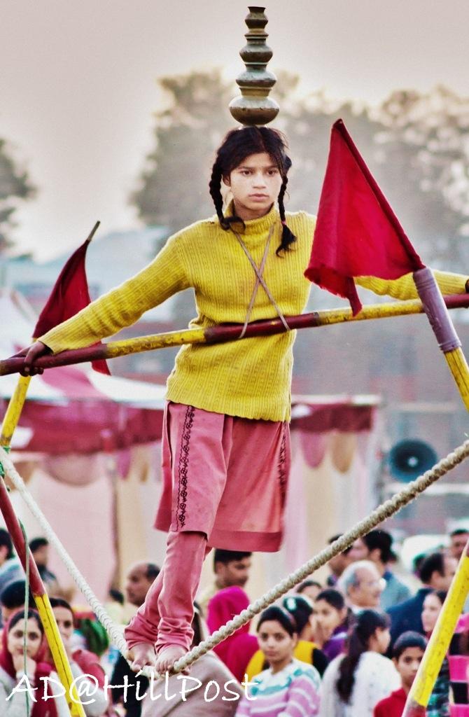 Sujanpur Holi Fair