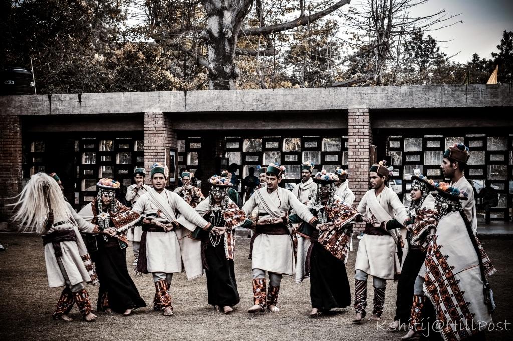 Traditional Kinnauri Dance