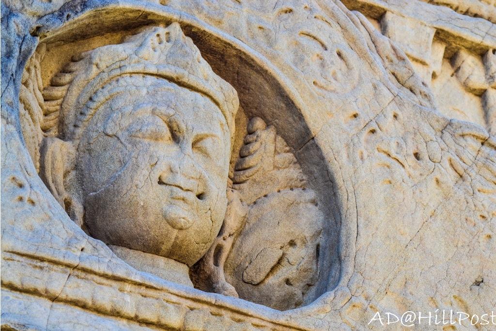 Rock Cut Masroor Temples Kangra
