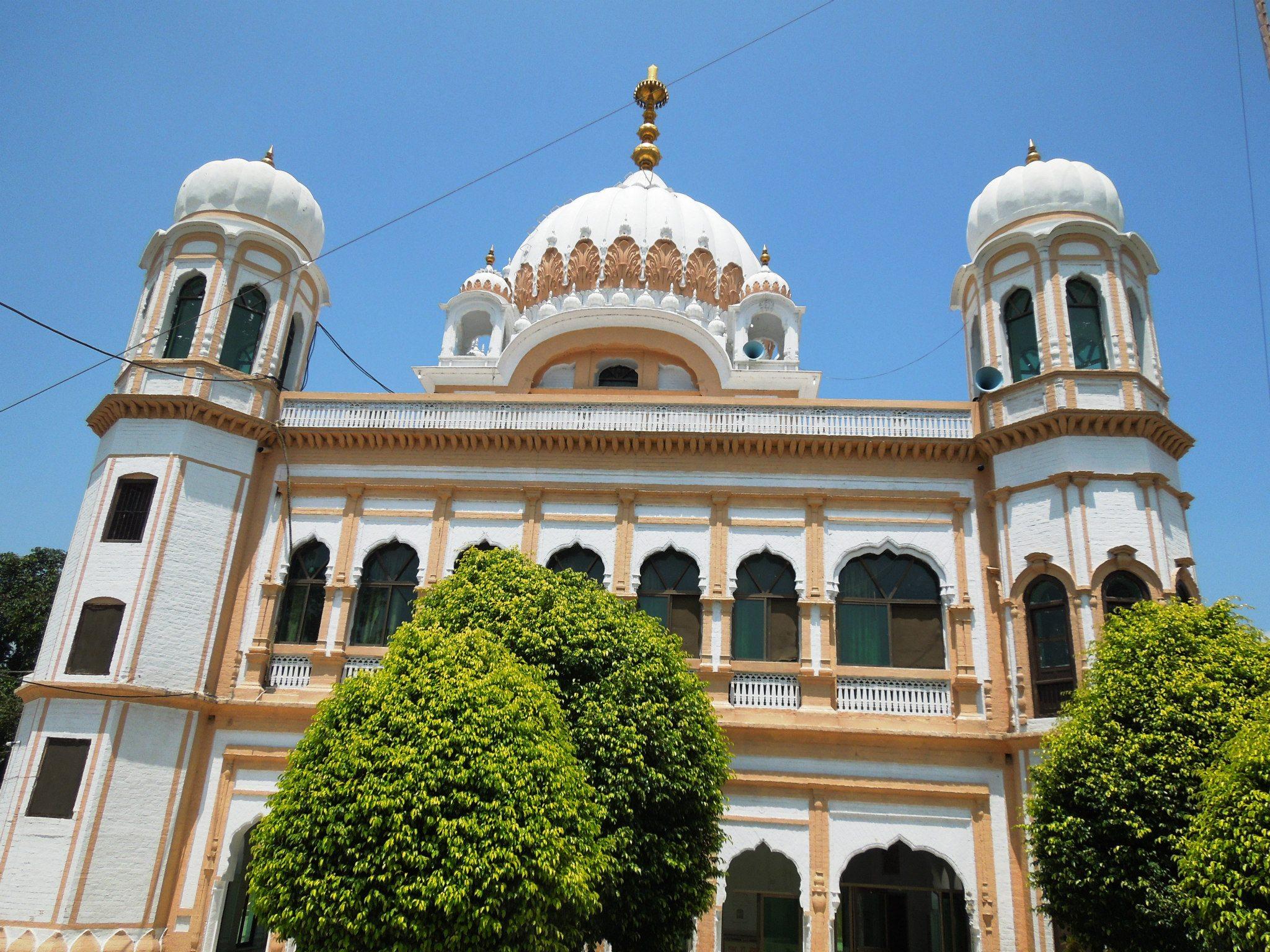 Nanak Sahab Kartarpur Gurdwara Pakistan