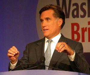 Republicans shun Romney
