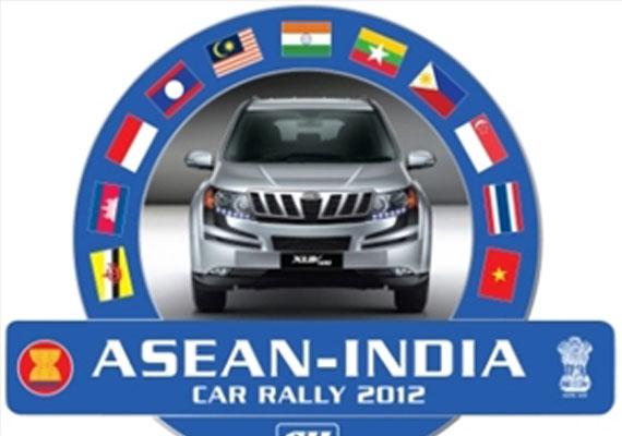 Asean_India_ Car Rally