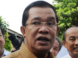 Cambodian Prime Minister Hun Se