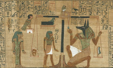 Egyptian Afterlife Exhibition