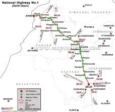 Jammu-Srinagar National Highway No.1-A,