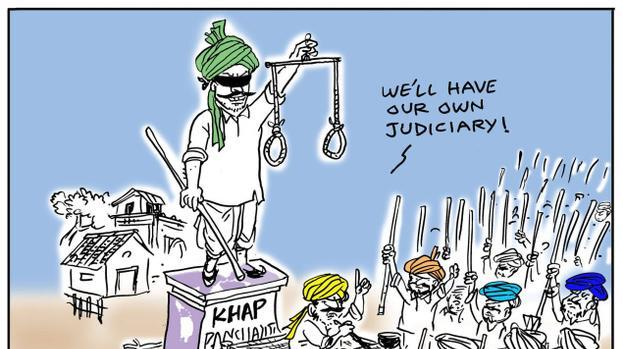 Haryana and Silly Diktats of its Self-proclaimed Judges