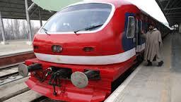 Kashmir train's trial run through Pir Panjal tunnel successful