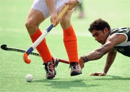 Pakistan hockey captain Mohammed Imran