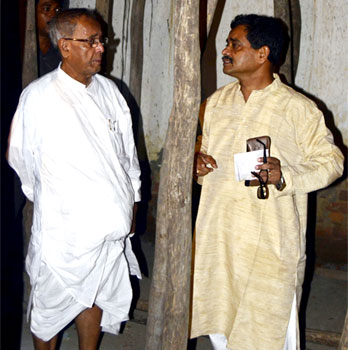 President's Son - Abhijeet Mukharjee