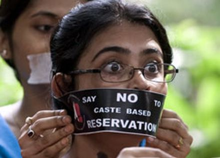Reservations in India