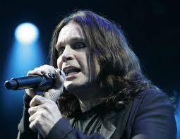 Singer Ozzy Osbourne