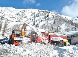 Srinagar-Leh highway re-opened after five months