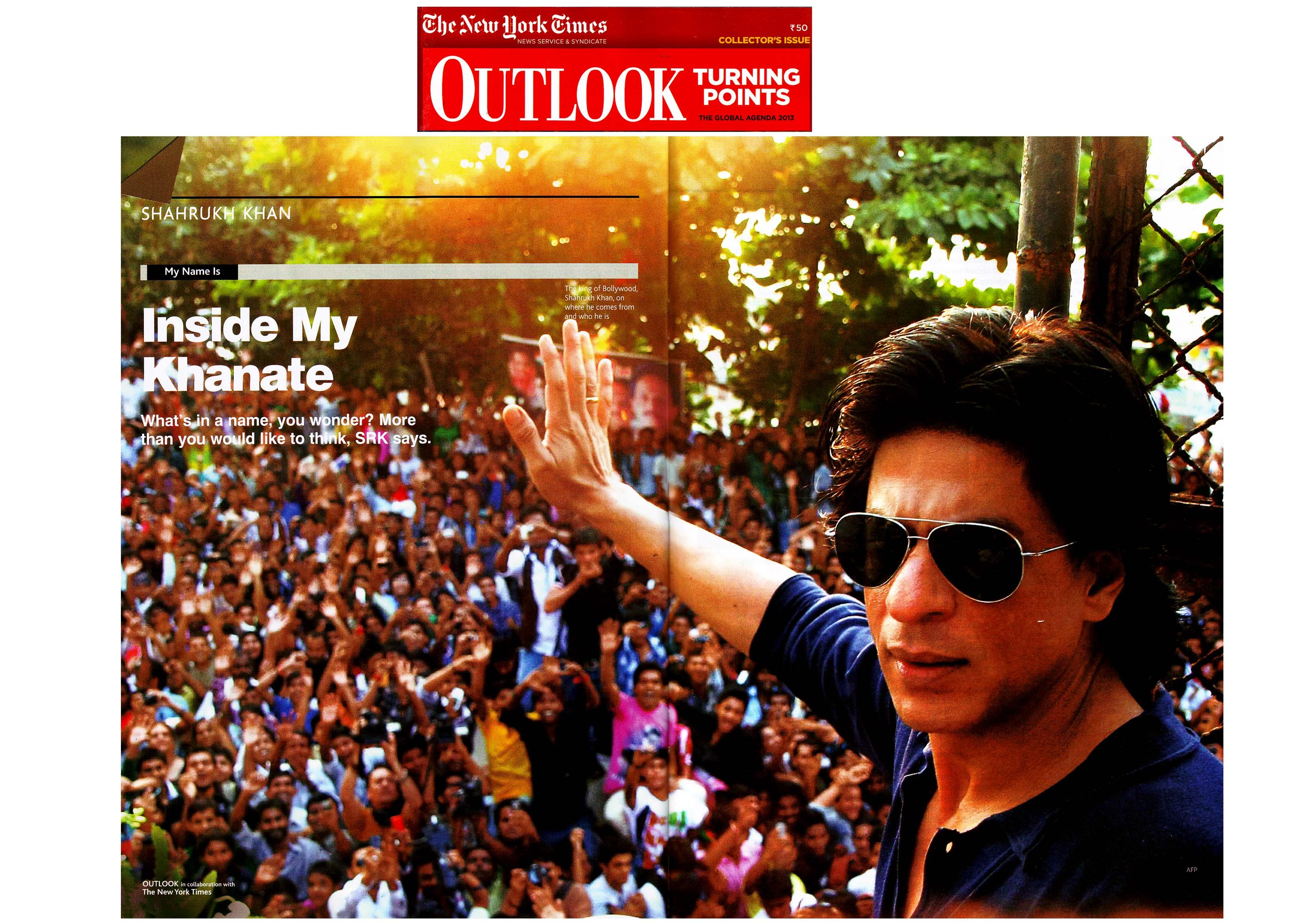 2013 SRK OUTLOOK MAGAZINE 001