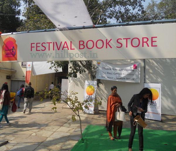 2nd Day of Jaipur Literature Fest
