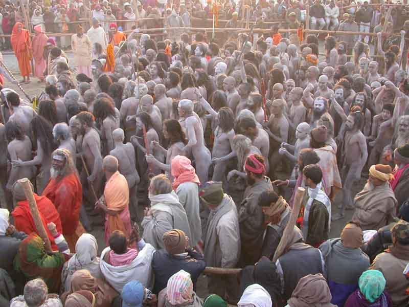 55-day Kumbh congregation