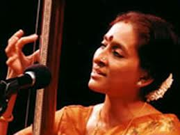 Carnatic music vocalist Bombay Jayashri