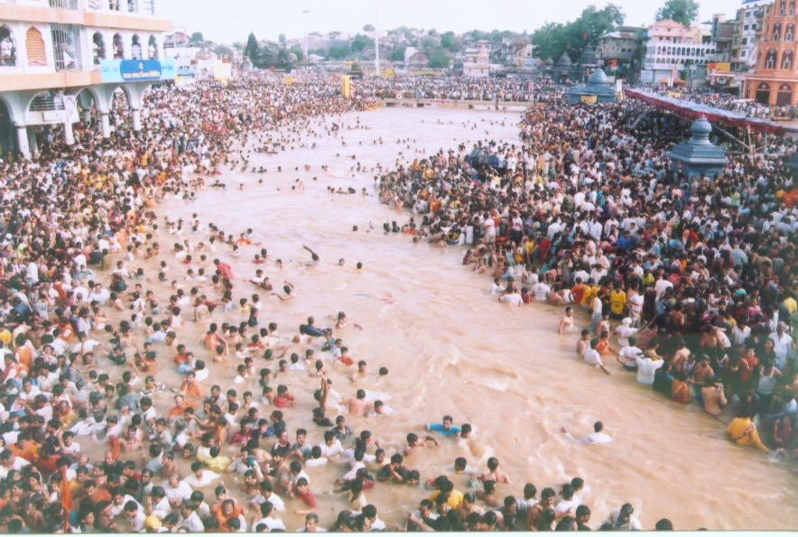 'Sangam' of technology and tradition at Kumbh