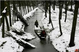 Mercury Low in Kashmir Valley