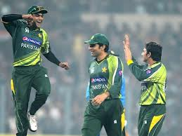 Pakistan Wins the Cup