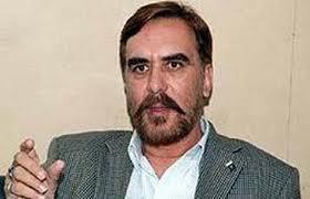 Pakistani rights activist Ansar Burney