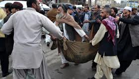 Toll in Pakistan bombings rises to 116; 235 wounded