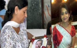 Air hostess Geetika's mother commits suicide