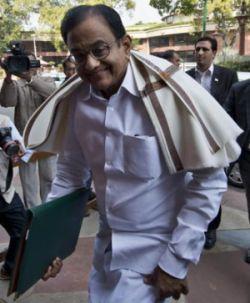 Chidambaram to present India's 82nd budget